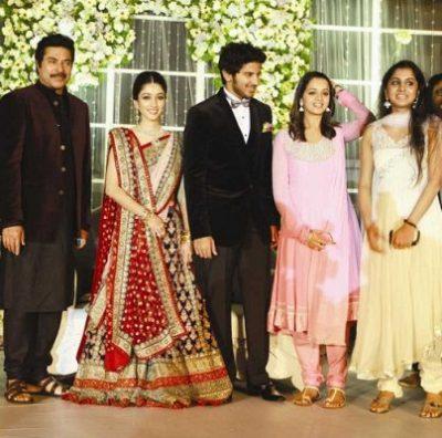 Dulquer Salmaan Marriage Photo