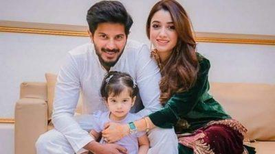 Dulquer Salman Daughter Maryam