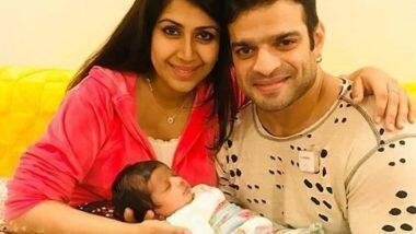 Karan Patel family Photo