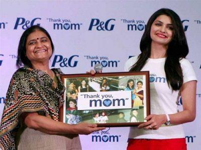 Prachi Desai With Her Mother Ameeta Desai