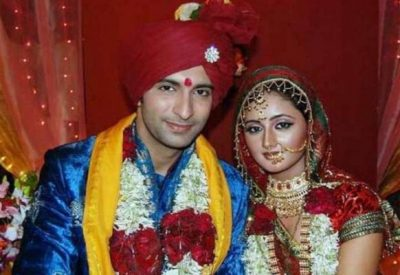 Rashmi Desai Marriage
