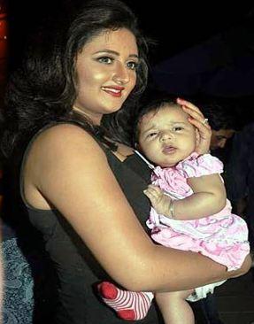 Rashmi Desai Daughter