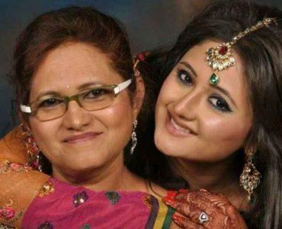 Rashmi-Desai-mother-Rasila-Desai