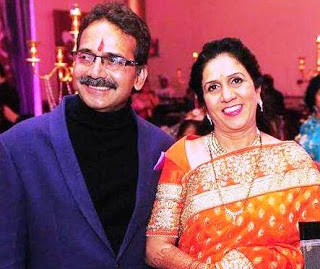 Amruta Khanvilkar Parents