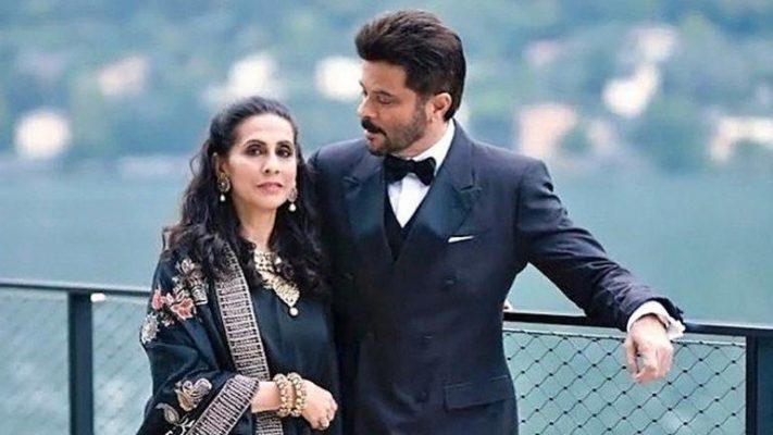 Rhea Kapoor Parents Anil Kapoor And Sunita Kapoor