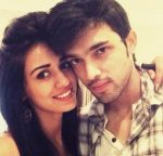 Parth Samthaan With Disha Patani