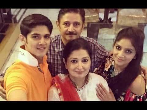 Rohan Mehra Family