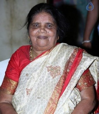 Amma Rajasekhar Mother Andalu