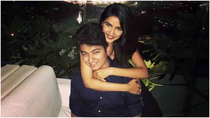 Jasmin Bashin With Suraj Wadhwa