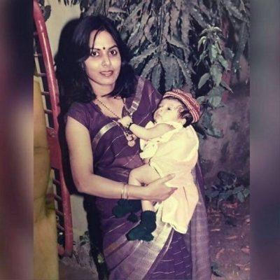 Nikki Tamboli Mother Pramila Bodhke Tamboli