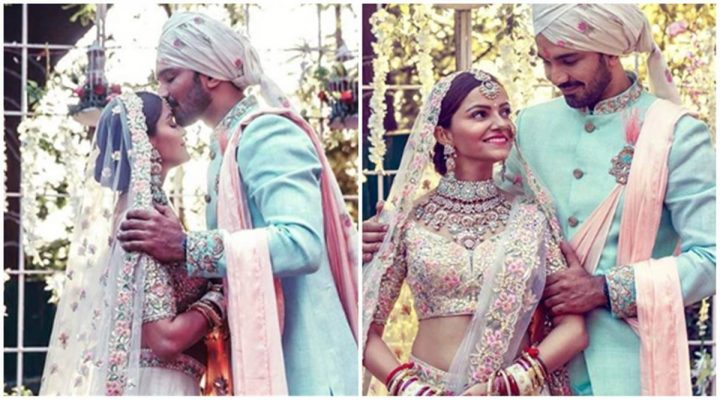 Rubina Dilaik And Abhinav Shukla wedding Photo