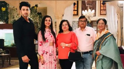 Nishant Singh Malkani's Family
