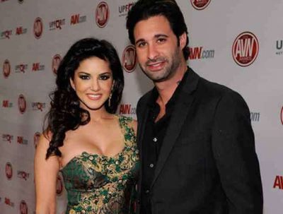 Sunny-Leone-With-Her-Husband