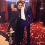 Ahan Shetty With His Mother Mana Shetty