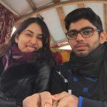 disha-parmar-with-Her-Brother-Gaurav-Parmar