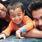 Aayush-Arpita-with-son-Ahil