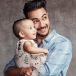 Aayush Sharma With His Daughter Ayat